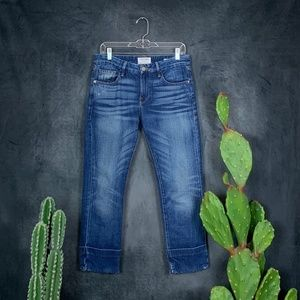 🌵 Frame Denim Le Grand Garcon Crop Jeans 25